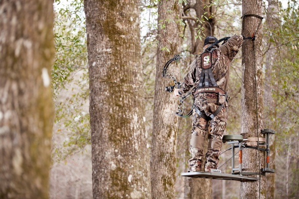 Getting the Hang of Hang-On Tree Stands