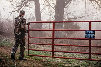 North American Whitetail: 5 Easy Tips for Gaining Permission to Hunt Private Land