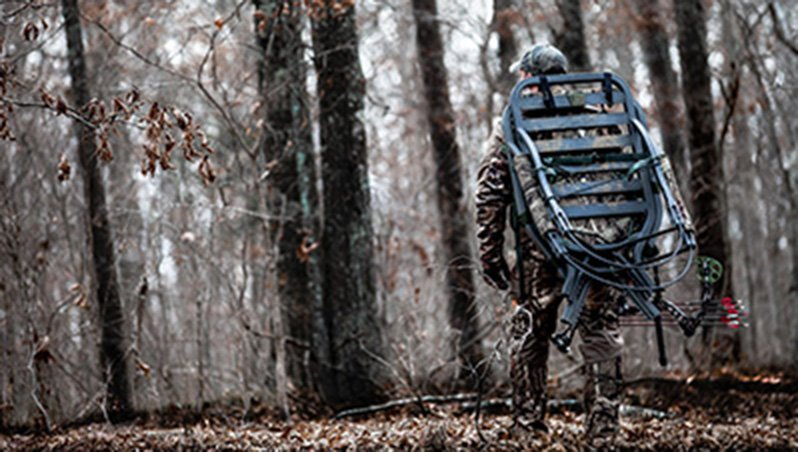 Why You Should Use A Climbing Stand During the Rut